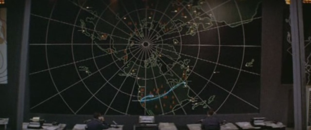 """THE REALM OF COLOSSUS: If you answered with: """"What is the entire Earth?"""", you've proven yourself a great deal wiser than many of the characters in Joseph Sargent's engaging but problematic """"Colossus: The Forbin Project""""."""