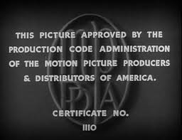If the efforts of the Hays Office resulted in reinforced behavioral thought patterns, one not unintended side effect was an actual perpetuation of antisocial tendencies reflected in American cinema as far as racial intolerance. Given the historical circumstances during the Code's enforcement, the tortuous route for black artists in the cinema is reflected in the relative scarcity of major Hollywood studio...