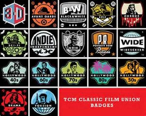 TCM badges