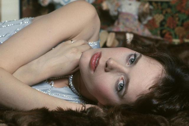 An Intimate Life:  Undressing Emmanuelle by Sylvia Kristel