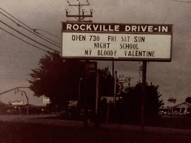 rockville drive-in